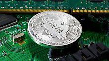 Um Bitcoins zu generieren, braucht man einen Rechner mit extrem guter Grafikkarte.