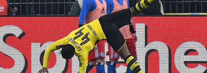 """Die Bundesliga in Wort und Witz: """"Ich hab ihn reingelogen"""""""