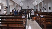 Amoklauf in Indonesien: Deutscher Priester mit Schwert attackiert