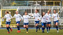 Der Sport-Tag: Jena feiert ersten Sieg, Frankfurt patzt
