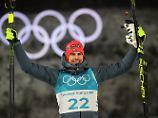 Biathlon-Coup von Peiffer: Der kritische Olympiasieger