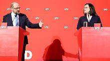 Nahles übernimmt kommissarisch: SPD debattiert über Urwahl des Parteichefs