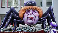 """Als """"Schwarze Witwe"""" hat sie aber mittlerweile einige politische Karrieren auf dem Gewissen."""
