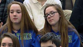 Weltrekord an High School in Illinois: 44 Zwillingspaare tummeln sich in einem Jahrgang