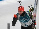 Olympische Biathlon-Verfolgung: Doll holt Bronze bei Fourcades Gold-Lauf
