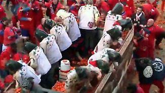 Tomatenschlacht oder Samba-Wettbewerb: Weltweit wird Karneval gefeiert