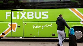 Kooperation mit Fluggesellschaften: Flixbus will mit neuer Idee den Reiseverkehr weiter aufrollen