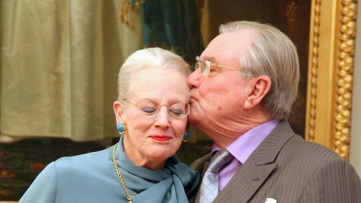 Königin Margrethe und Prinz Henrik sind seit mehr als 50 Jahren verheiratet.