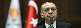 "Warnung an US-Truppen: Erdogan droht mit ""osmanischer Ohrfeige"""