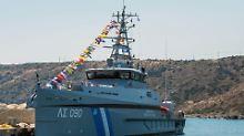 Griechische Küstenwache gerammt: Türkei riskiert Eskalation im Mittelmeer