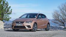 Die TGI-Variante des Seat Ibiza gibt es vorerst nur in einer Leistungstufe mit 90PS.