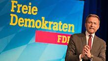 """""""Denken, bevor der Bagger kommt"""": FDP attackiert die GroKo, Grüne die CSU"""