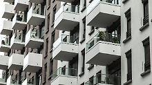 Wohnfläche falsch berechnet: Mieter zahlen zu viel für den Balkon