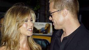 Promi-News des Tages: Pitts Mutter hofft auf Liebescomeback mit Aniston