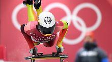 Yarnold goldig, Österreich weint: Lölling rast beim Skeleton zu Olympia-Silber