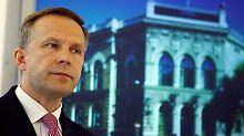 Verdacht der Korruption: Lettlands Zentralbankchef festgenommen
