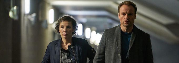 Haben keine Zeit, die Berlinale zu genießen: Rubin (Meret Becker, l.) und Karow (Mark Waschke