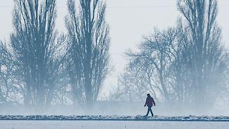 Viel Sonne mit wenig Power: Kältewelle nimmt Deutschland ins Visier