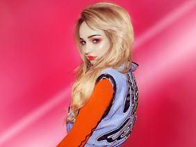 Vorbild? Spice Girls! Kim Petras war schon als Kind großer Fan von Popmusik - und den dazugehörigen Musikvideos.