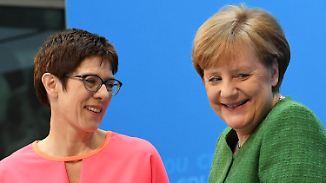 Auftrag: Die CDU retten: Alles außer Kronprinzessin