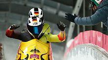 Doppelsieg für Team D und Kanada: Bob-Pilot Friedrich rast zu Olympia-Gold
