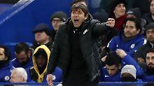 Englands Meister empfängt Barça: Chelseas Conte macht sich keine Illusionen