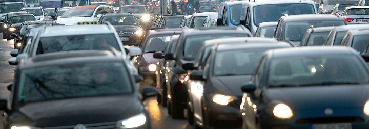 Fahrverbot, kostenloser ÖPNV: Im Kampf um saubere Luft gibt es viele Lösungsvorschläge