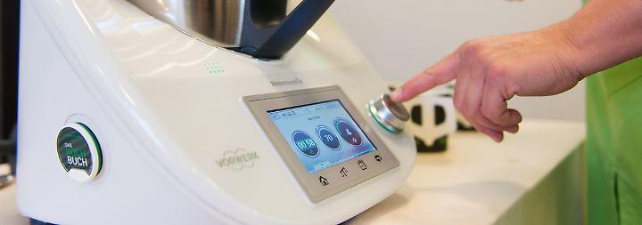 Erkaltete Küchenliebe: Günstigere Alternativen machen Thermomix zu schaffen