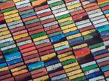 Deutsche Im- und Exporte: China bleibt wichtigster Handelspartner