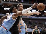Mavericks fahren verpönte Taktik: Dallas-Boss schwört Klub aufs Verlieren ein