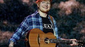 Promi-News des Tages: Ed Sheeran soll heimlich geheiratet haben