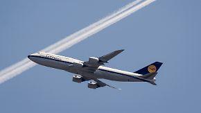 Neues Rekordhoch: Air-Berlin-Aus beflügelt Lufthansa-Gewinne