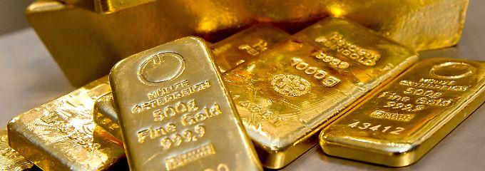 Xetra-Gold vor BFH: Wenn Papiergold eingetauscht wird