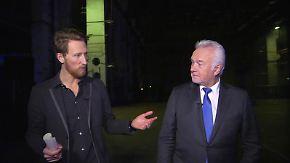 Klamroths Konter: Zu Gast: Wolfgang Kubicki