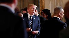 Trump drückt auf die Tube: US-Botschaft in Jerusalem öffnet im Mai
