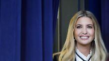 Unterstützung für US-Delegation: Ivanka Trump besucht Olympia-Schlussfeier