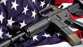 Frei verkauftes Sturmgewehr: AR-15 richtet immer wieder Amok-Blutbäder an
