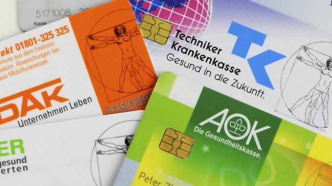 """Deutschlands größte Krankenkasse, die TK, nannte laut """"FAZ"""" einen Gewinn von 561 Millionen Euro."""