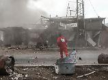 "EU soll ""Massaker"" beenden: Merkel fordert mehr Engagement in Syrien"