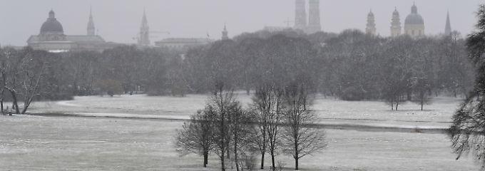 Bis zu minus 20 Grad: Arktikluft bricht über Deutschland herein
