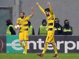 Losglück in der Europaliga: BVB trifft auf Salzburg, Leipzig auf Zenit