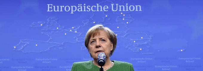 EU-Gipfel in Brüssel: Europa will mehr Geld ausgeben