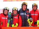 Schweiz gewinnt Olympia-Premiere: Deutsches Ski-Team bleibt ohne Medaille