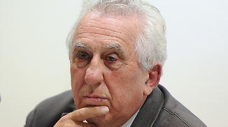 Egon Krenz war nur anderthalb Monate lang SED-Generalsekretär.