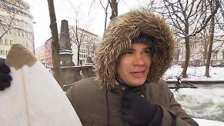 Eisigster Februar seit 2012: Deutschland trotzt der Kältewelle