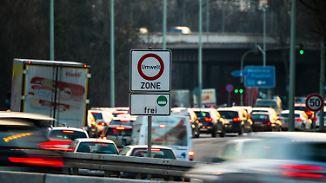Änderung der StVO geplant: Regierung bereitet Fahrverbote vor