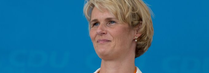 Wer ist Anja Karliczek?: Merkels Überraschungskandidatin