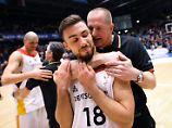 Der Sport-Tag: Deutsche Basketballer marschieren weiter in WM-Quali