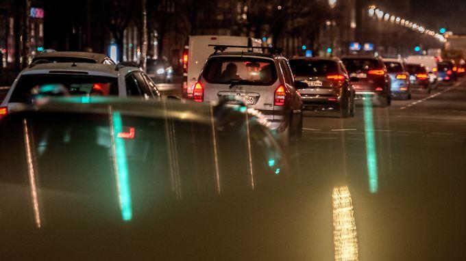 Die Kommunen sollen künftig in eigener Regie Fahrverbote anordnen können.