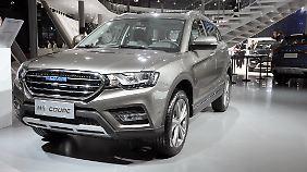 Erstaunlich aber wahr: Auf Platz fünf der meistverkauften SUV tummelt sich mit dem Haval H6 ein Chinese.